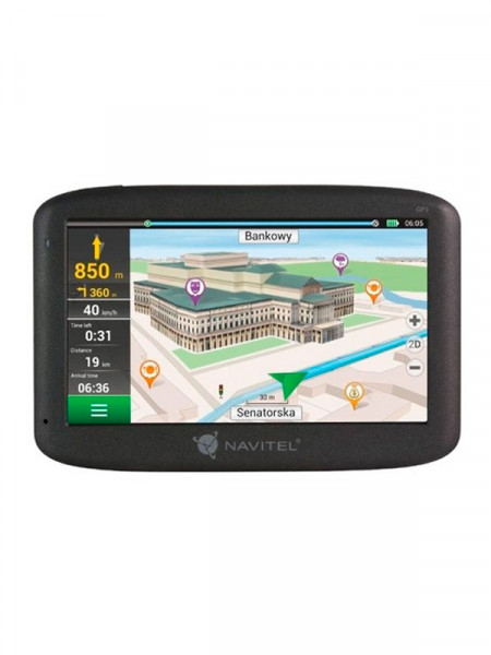 GPS-навігатор Navitel e500