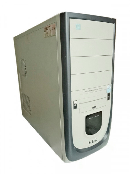 Системный блок Celeron e1200 1,6ghz /ram1024mb/ hdd160gb/video 256mb/ dvd rw