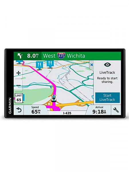 GPS-навігатор Garmin drivesmart 61 lmt-s