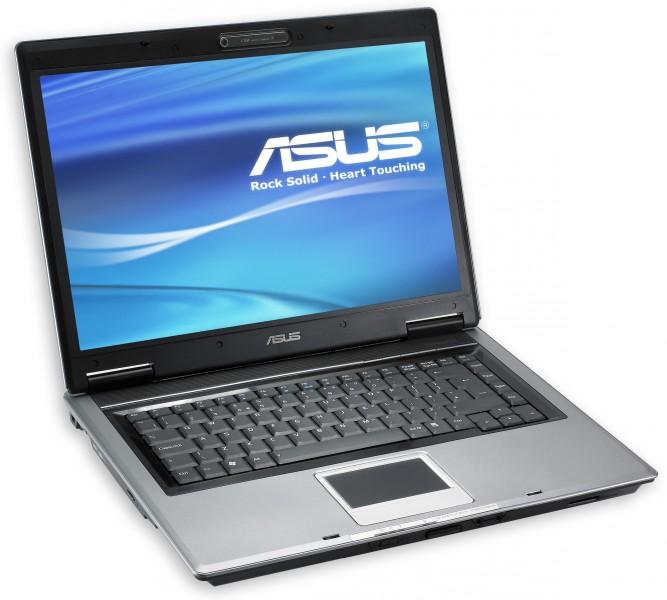 "Ноутбук экран 15,4"" Asus pentium dual core t2330 1,66ghz/ ram1024mb/ hdd160gb/ dvd rw"