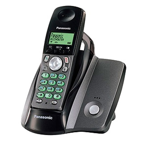 Радіотелефон DECT Panasonic kx-tcd215ua
