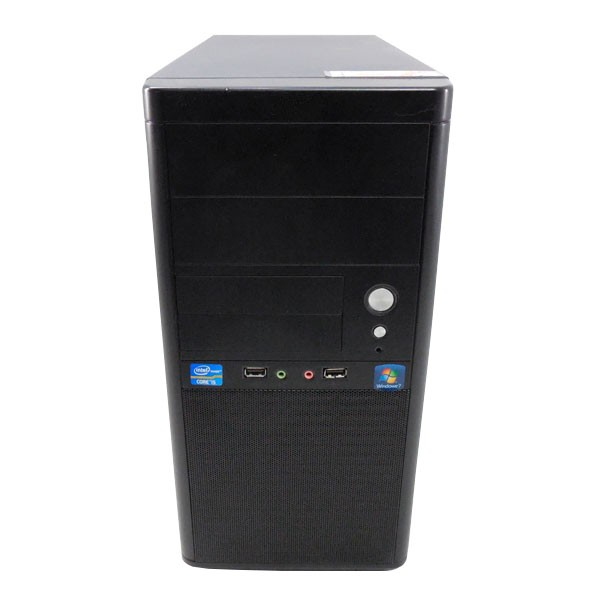 Системный блок Core I3 2120 3,3ghz /ram4096mb/ hdd1000gb/video 1024mb/ dvd rw