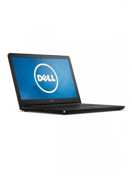"""Ноутбук экран 15,6"""" Dell amd a6 6310 1,8ghz/ ram 4gb/hdd500gb/video radeon r4/ dvd rw"""