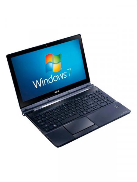 "Ноутбук экран 15,6"" Acer core i5 2410m 2,3ghz/ ram8gb/ hdd750gb/video gf gt540m/ dvdrw"