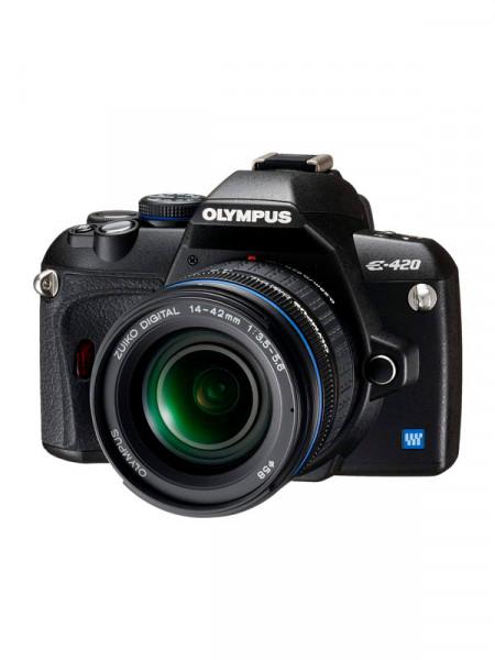 Фотоаппарат цифровой Olympus e-420 2 объектива 14-42+40-150mm