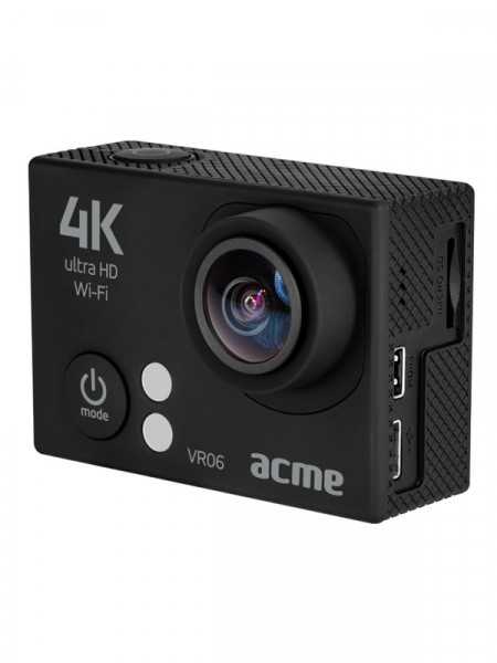 Відеокамера цифрова Acme vr06 4k action camera with wi-fi
