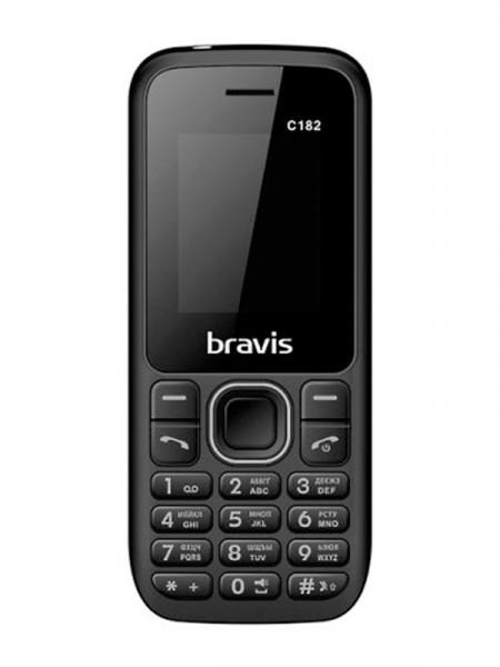Мобильный телефон Bravis c182 simple