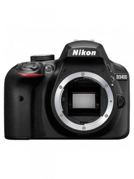 Фотоаппарат цифровой Nikon d3400 без объектива