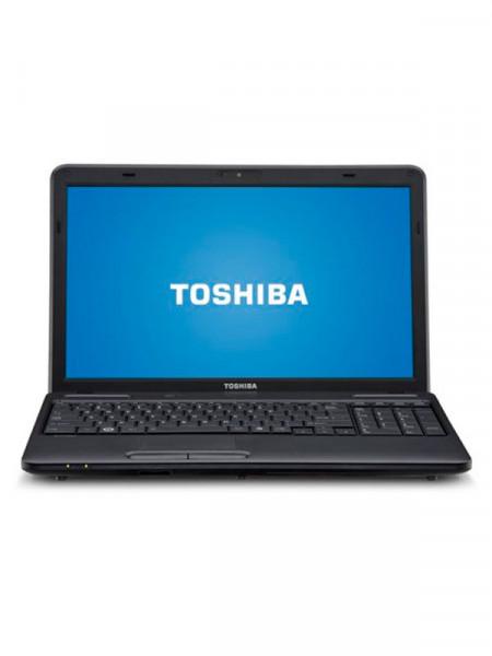 "Ноутбук экран 15,6"" Toshiba pentium b960 2,2ghz/ ram3072mb/ hdd160gb/ dvdrw"