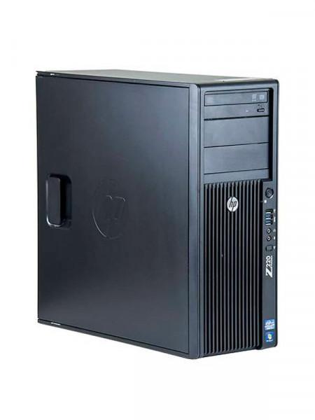 Системный блок Xeon e3-1245 v2 3,4ghz/ ram8gb/ hdd500gb/video 2048mb/ dvdrw