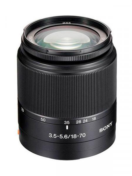Фотооб'єктив Sony dt 18-70mm f/3.5-5.6