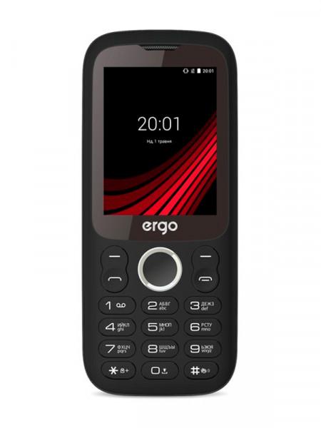 Мобільний телефон Ergo f242 turbo