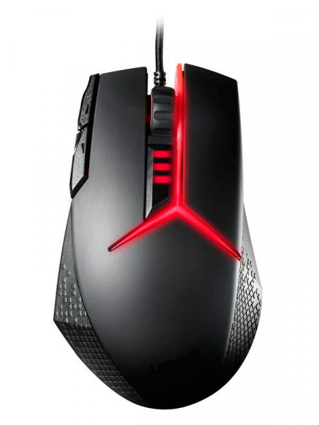 Мышка (usb) - lenovo y gaming precision mouse -ww