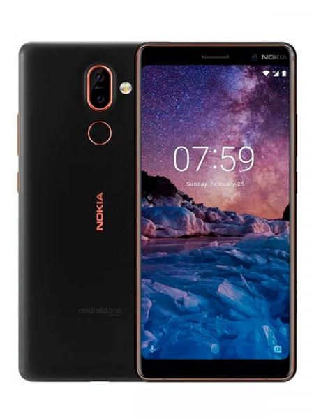 Мобільний телефон Nokia 7 plus ta-1046 4/64gb