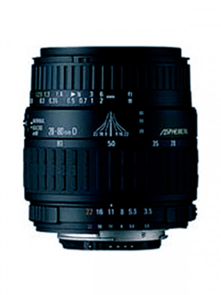 Фотообъектив Sigma zoom 28-80mm 1:3.5-56 m