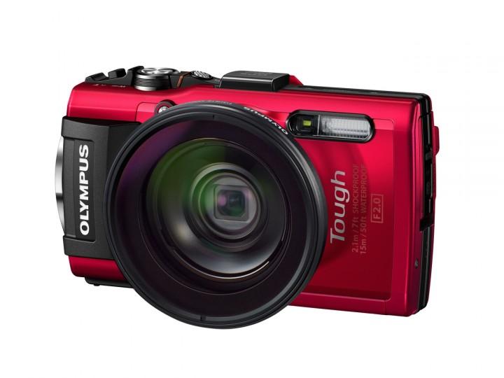 Фотоаппарат цифровой Olympus stylus tough tg-4