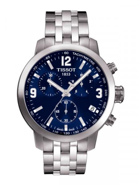 quartz chronograph t055.417