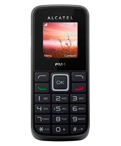 Мобильный телефон Alcatel onetouch 1008