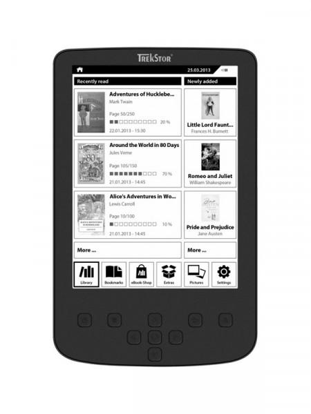 Электронная книга Trekstor pyrus 2 led