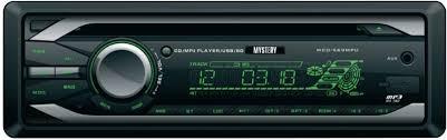 Автомагнітола CD MP3 Mystery mcd-569mpu