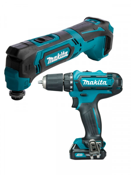 Набір електроінструментів Makita tm 30 d %26 df 331 d