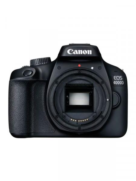 Фотоаппарат цифровой Canon eos 4000d без объектива