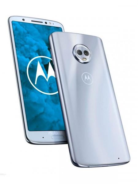 Мобільний телефон Motorola xt1926-3 moto g6 plus 4/64gb