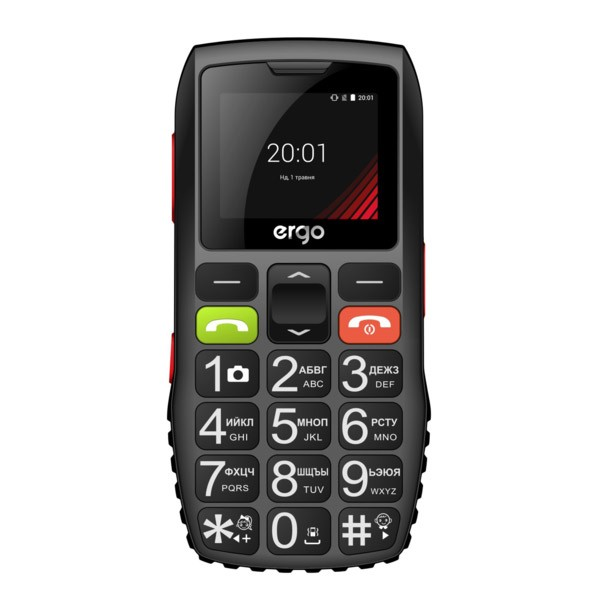 Мобильный телефон Ergo f185 respect