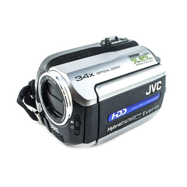 Відеокамера цифрова Jvc gz-mg135