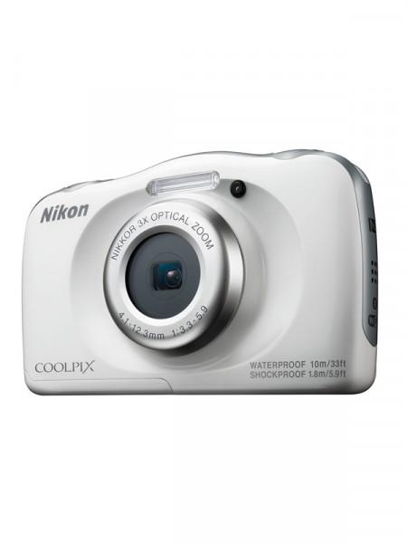 Фотоапарат цифровий Nikon coolpix w100