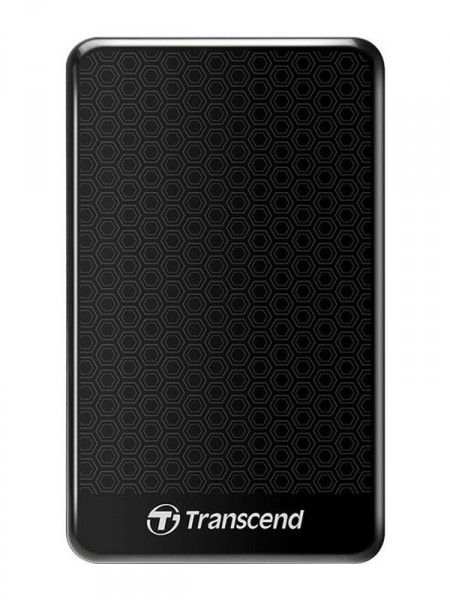 """HDD-внешний Transcend 1000gb 2,5"""" usb3.0 ts1tsj25a3k"""