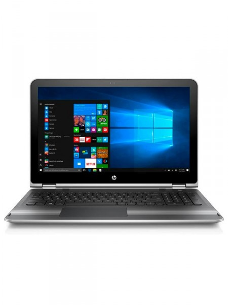 "Ноутбук экран 15,6"" Hp core i5 7200u 2,5ghz/ ram4gb/ hdd500gb/video intel hd520/1366x768"