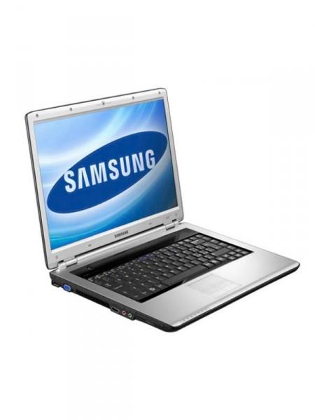 "Ноутбук екран 15,6"" Samsung pentium core duo t2330 1.6ghz/ /ram2048mb/ hdd160gb/ dvd rw"