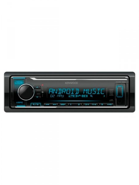 Автомагнитола MP3 Kenwood kmm-124