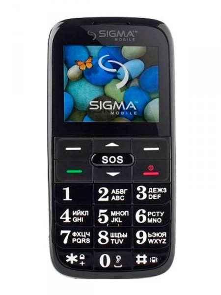 Мобильный телефон Sigma comfort 50 senol