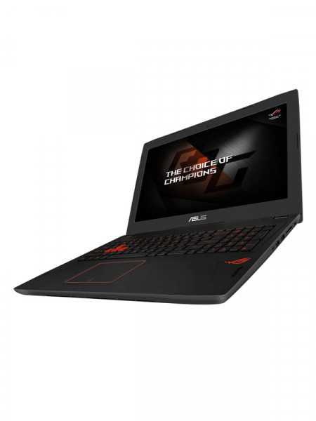 "Ноутбук экран 15,6"" Asus core i7 6700hq 2,6ghz/ ram8/ hdd1000gb/video gf gtx950m/ dvdrw"