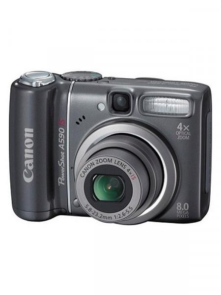 Фотоаппарат цифровой Canon powershot a590 is