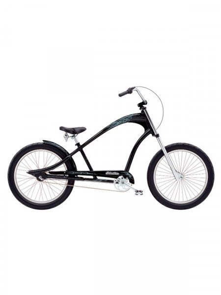"Велосипед Electra 24"" electra ghostrider 3i alloy men's black"