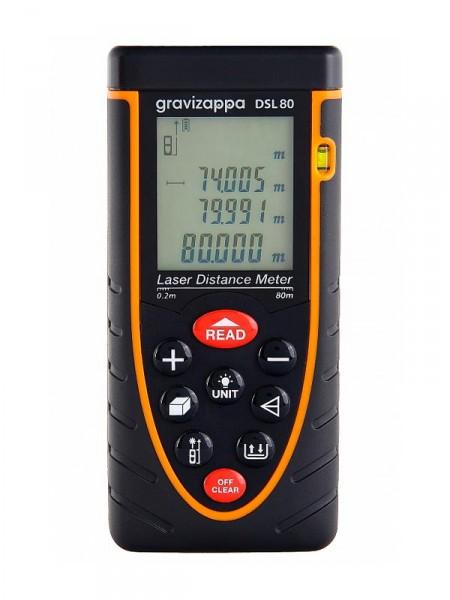 Лазерная рулетка Gravizappa dsl 80