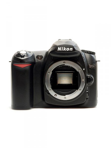 Фотоаппарат цифровой Nikon d50 без объектива