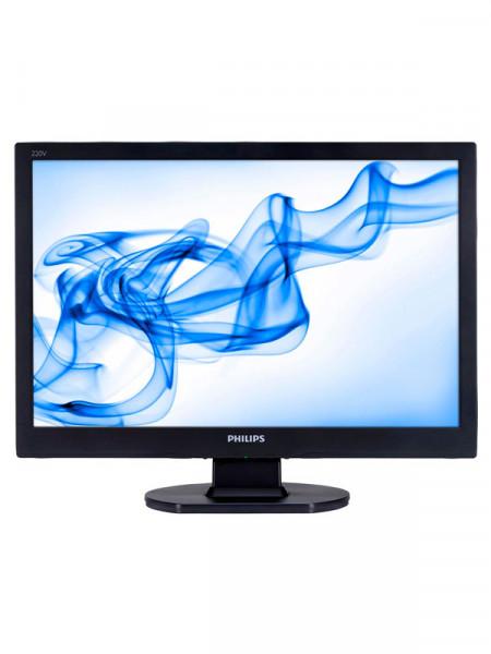 """Монитор  22""""  TFT-LCD Philips 220v1sb"""