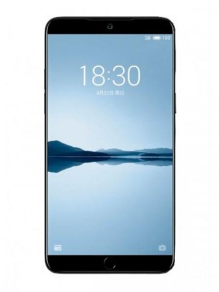 Мобільний телефон Meizu 15 plus 6/128gb black m891h global version