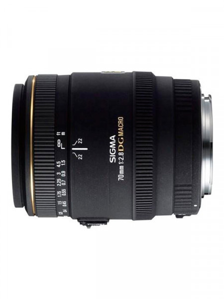 Фотооб'єктив Sigma 70mm f2.8 ex dg macro