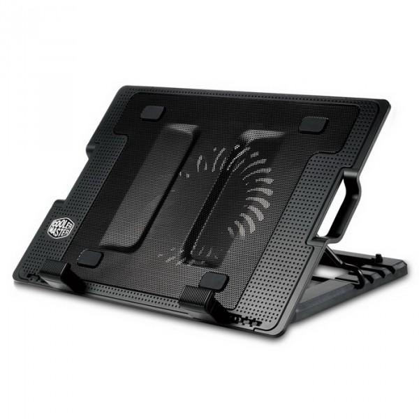 Подставка для ноутбука Cooler Master notepal ergostand basic r9-nbs-4ubk
