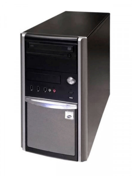 Системний блок Core 2 Duo e7300 2,66ghz /ram3gb/ hdd160gb/video 512mb/ dvd rw