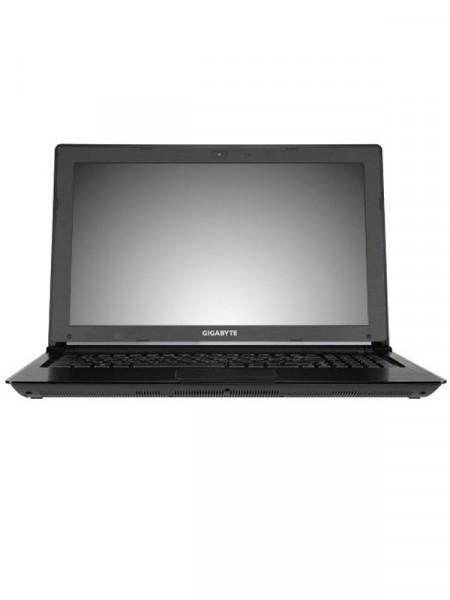 """Ноутбук экран 15,6"""" Gigabyte celeron b800 1,5ghz/ ram2048mb/ hdd500gb/ dvd rw"""