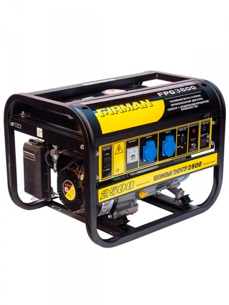 Бензиновый электрогенератор Firman fpg 3800