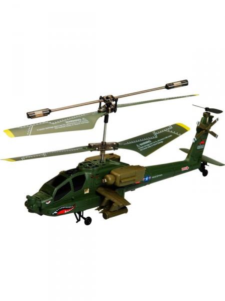 Радиоуправляемый вертолет * ан-64 helicopter s109