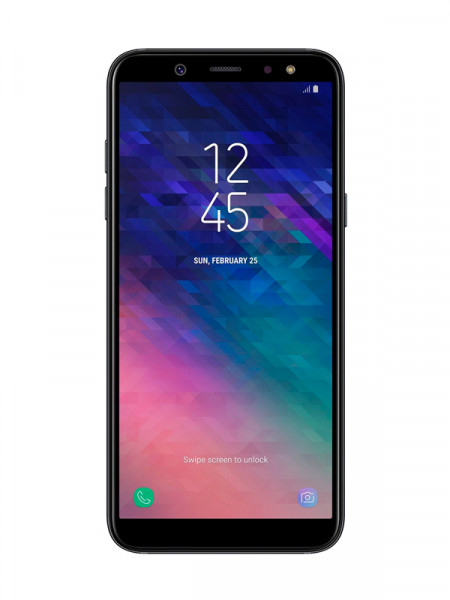 Мобильный телефон Samsung a600f galaxy a6 3/32gb