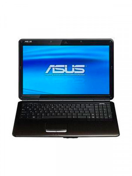 "Ноутбук екран 15,6"" Asus pentium dual core t4200 2,00ghz /ram2048mb/ hdd320gb/ dvd rw"